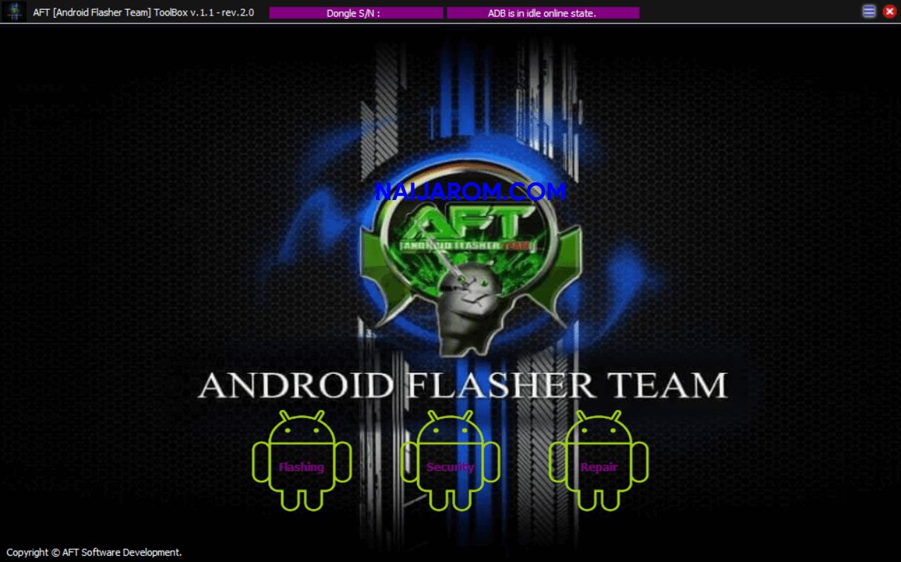 AFT Toolkit v1.1