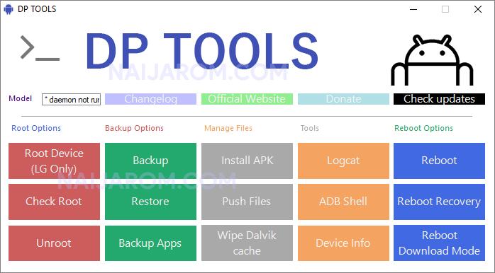 dp tools