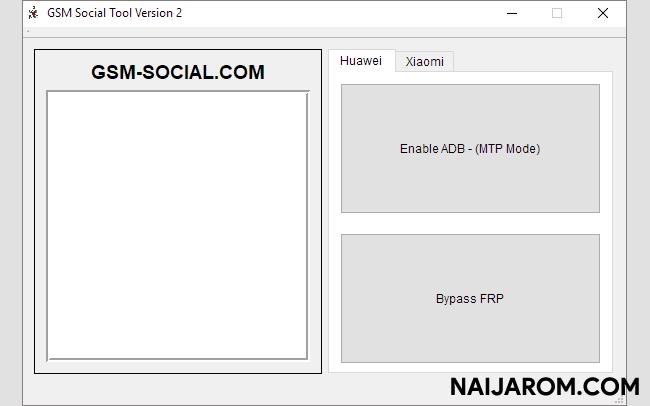 GSM Social Tool V2