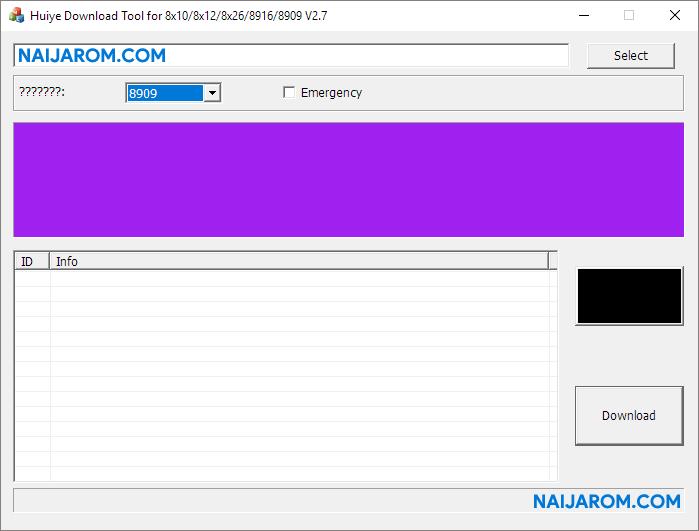 Huiye Download Tool v2.7