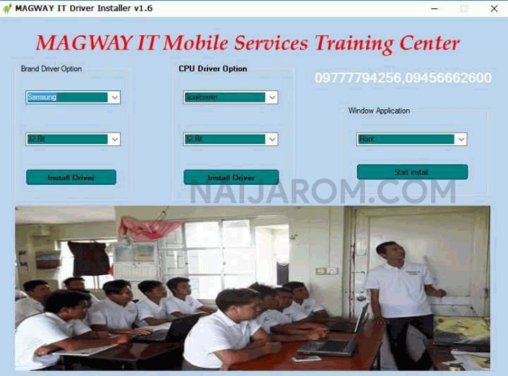 Magway IT Driver Installer V1.6