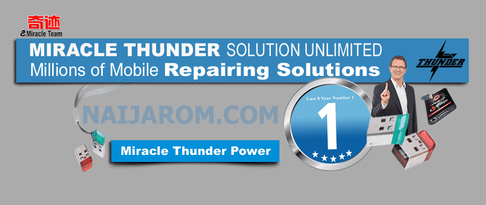 Miracle Thunder 2.78