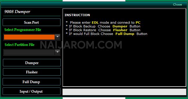 Qualcomm Phone Emmc Repair Tool
